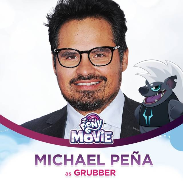 My Little Pony - The Movie Michael Peña Character Grubber