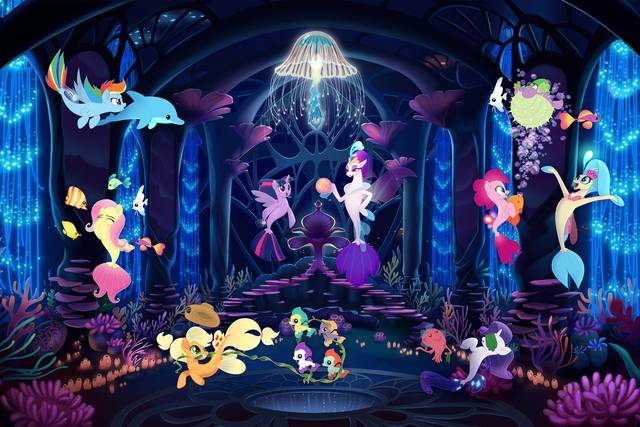 My Little Pony - The Movie immagine 1