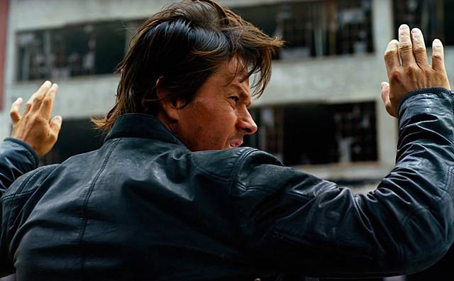 Transformers - L'Ultimo Cavaliere Mark Wahlberg foto dal film 4