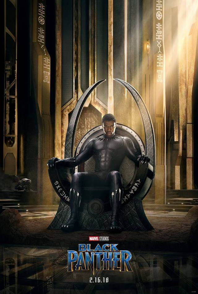 Black Panther Teaser Poster USA