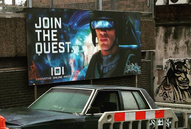 Ready Player One foto dal set 1