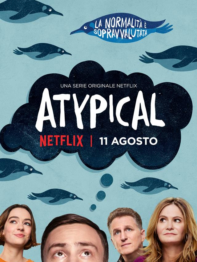 Atypical poster mid