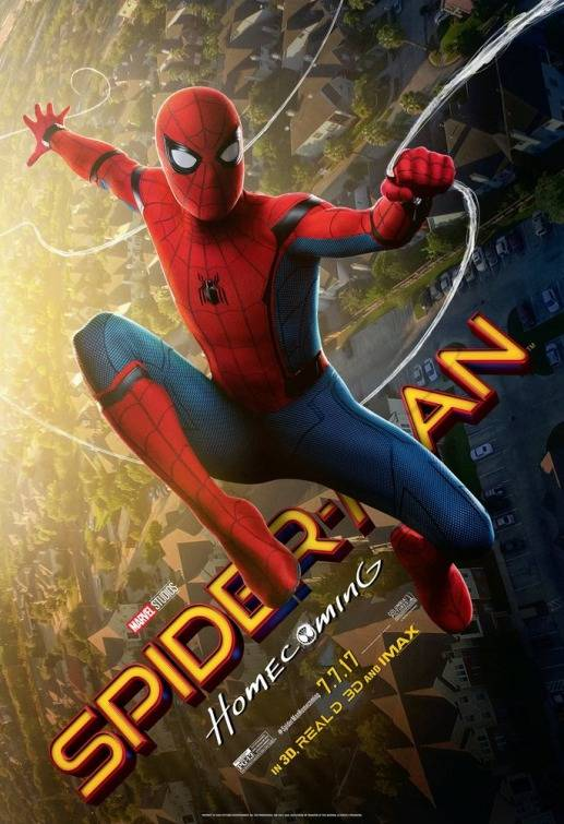 Spider-Man Homecoming Teaser Poster USA 3