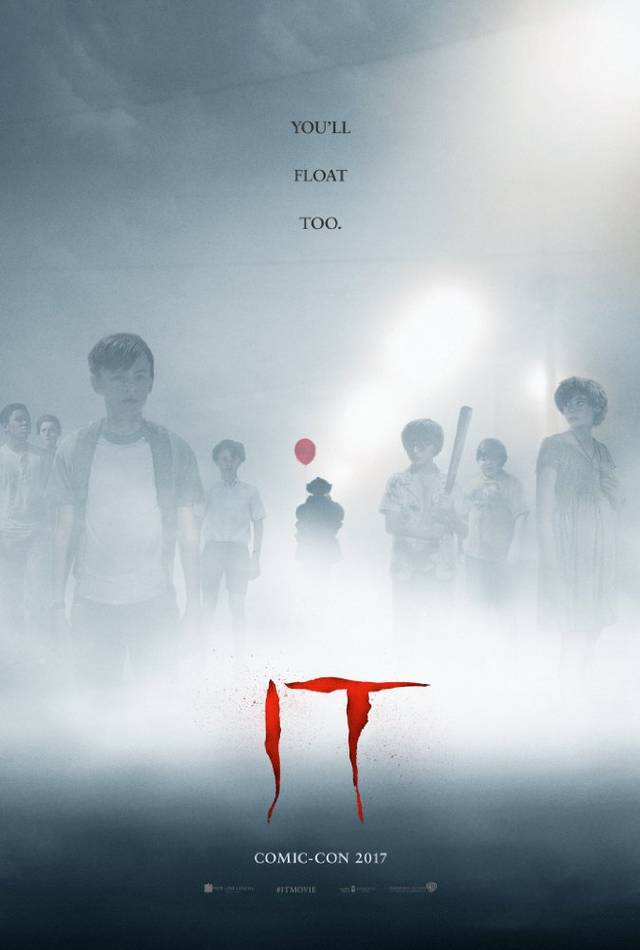 IT - Teaser Poster USA COMIC-CON2017