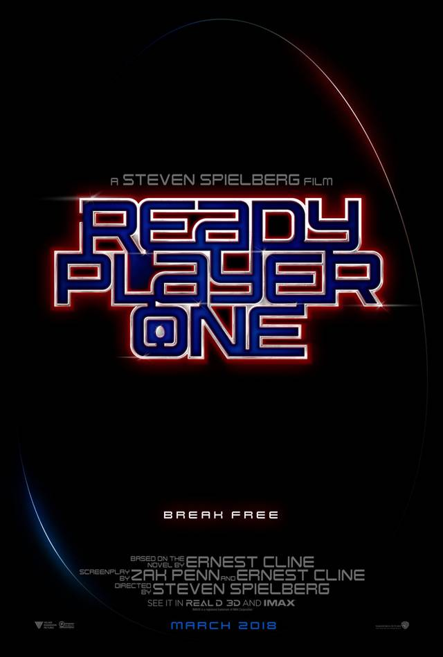 Ready Player One Teaser Poster USA