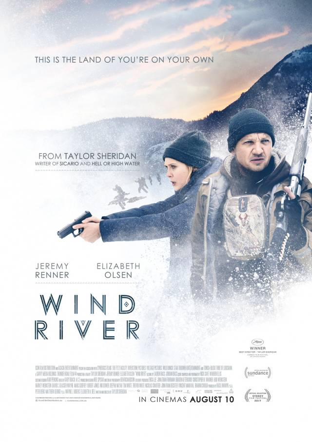 Wind River Poster USA