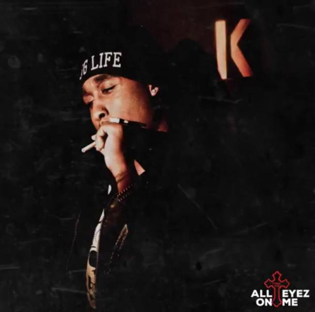 All Eyez on Me Demetrius Shipp Jr foto dal film 10
