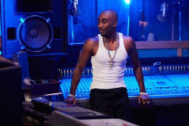 All Eyez on Me Demetrius Shipp Jr foto dal film 12