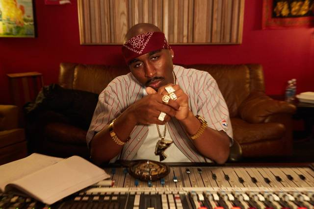 All Eyez on Me Demetrius Shipp Jr foto dal film 13