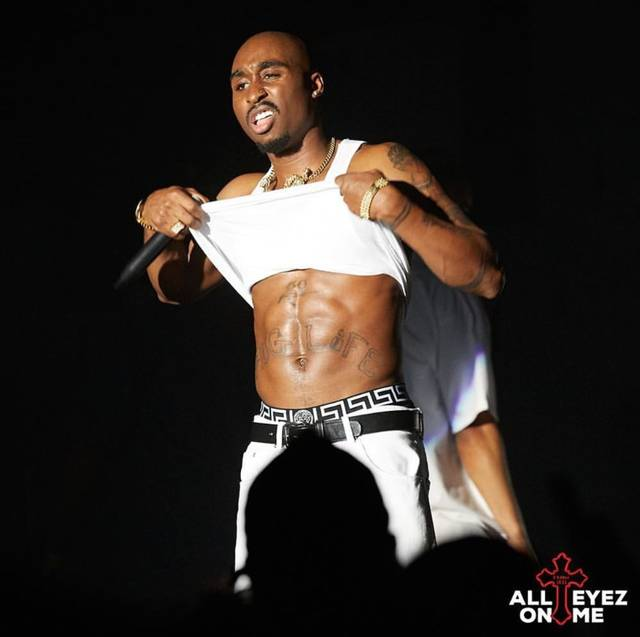 All Eyez on Me Demetrius Shipp Jr foto dal film 20