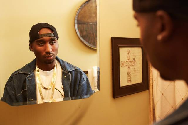 All Eyez on Me Demetrius Shipp Jr foto dal film 27