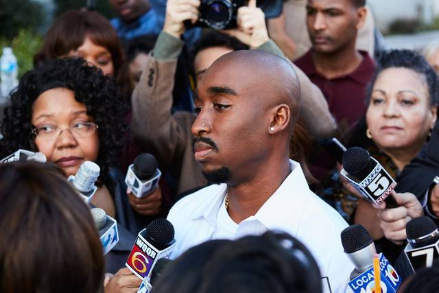 All Eyez on Me Demetrius Shipp Jr foto dal film 28
