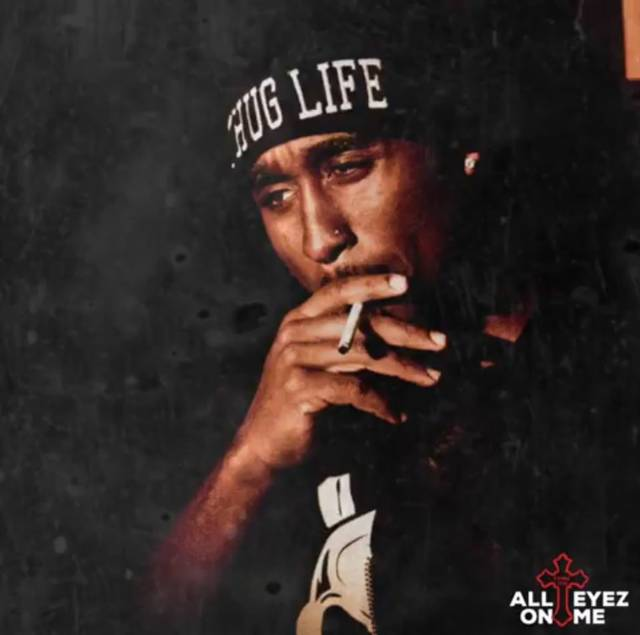 All Eyez on Me Demetrius Shipp Jr foto dal film 31