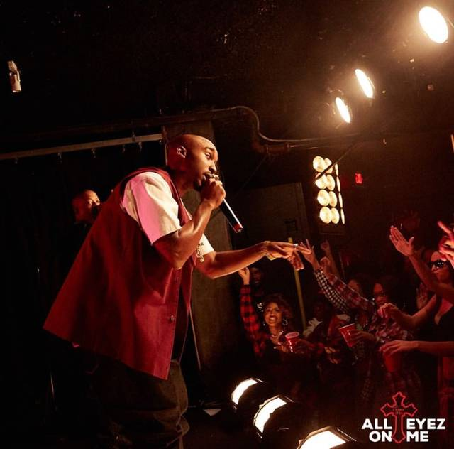 All Eyez on Me Demetrius Shipp Jr foto dal film 38