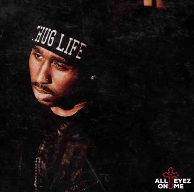 All Eyez on Me Demetrius Shipp Jr foto dal film 40