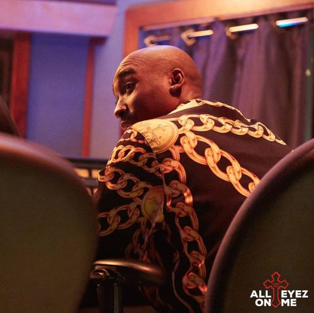 All Eyez on Me Demetrius Shipp Jr foto dal film 42