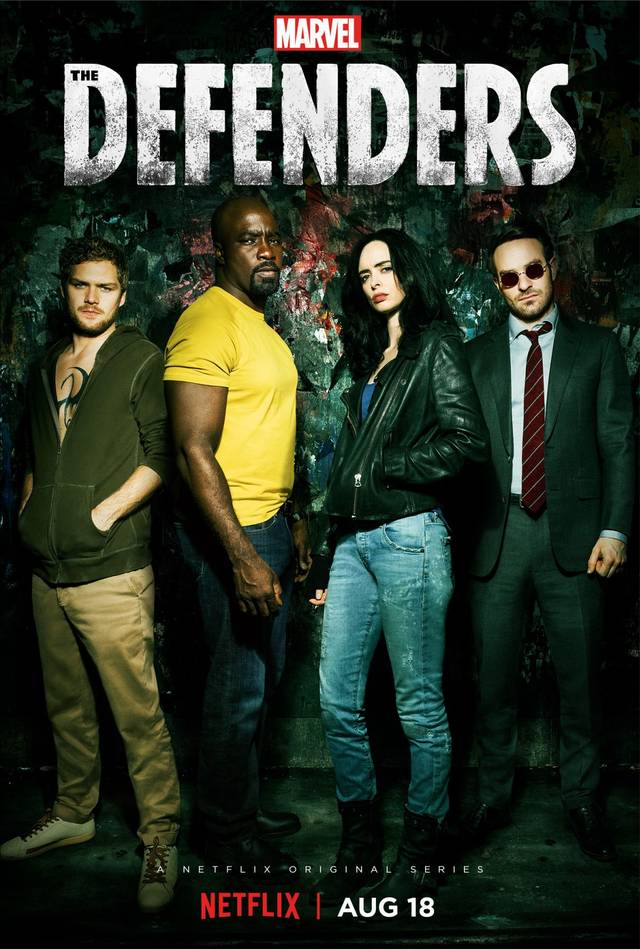 The defenders poster mid
