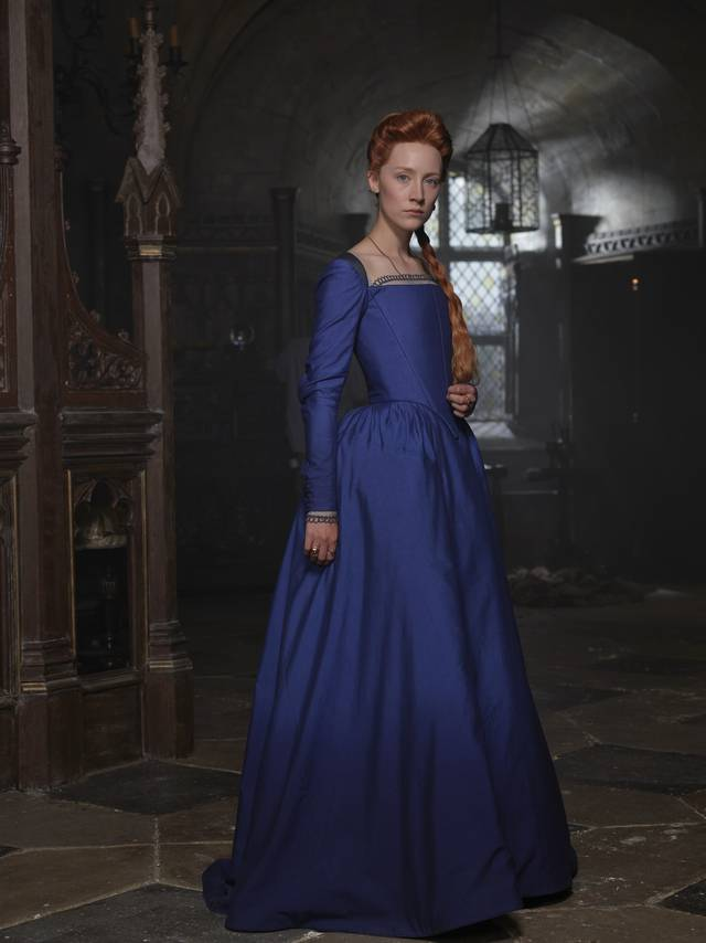 Mary Queen of Scots Saoirse Ronan la prima immagine ufficiale