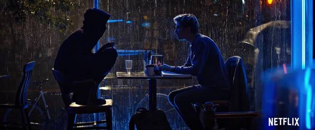 Death Note Nat Wolff Lakeith Stanfield foto dal film 1