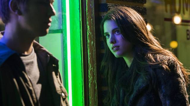 Death Note Nat Wolff Margaret Qualley foto dal film 2