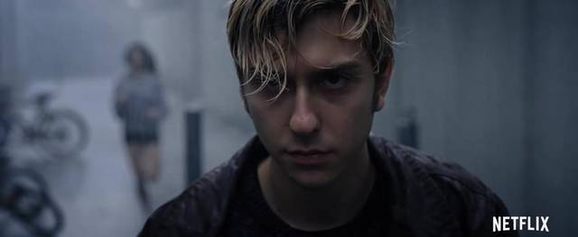 Death Note Nat Wolff foto dal film Netflix 1