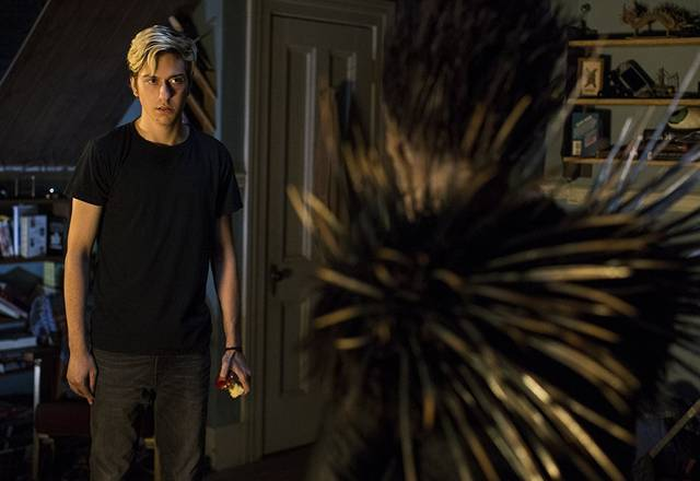 Death Note Nat Wolff foto dal film Netflix 2