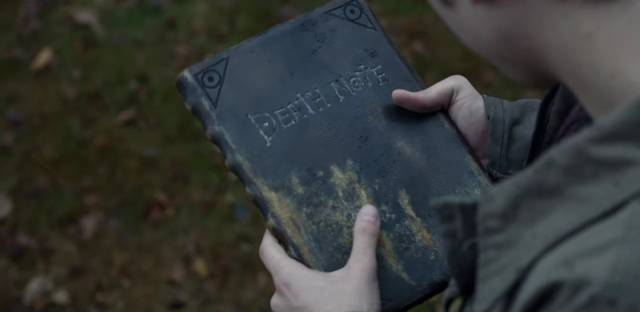 Death Note foto dal film Netflix 3