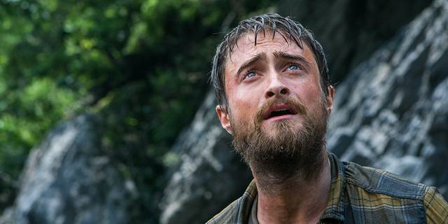 Jungle Daniel Radcliffe foto dal film 1