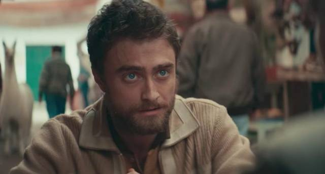 Jungle Daniel Radcliffe foto dal film 2