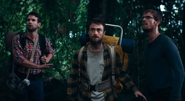 Jungle Daniel Radcliffe foto dal film 4