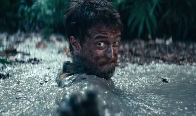 Jungle Daniel Radcliffe foto dal film 5