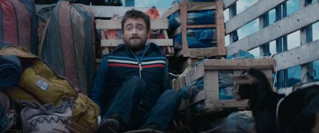 Jungle Daniel Radcliffe foto dal film 6