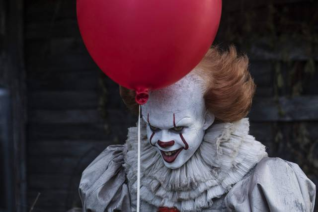 It - Prima Parte_Bill Skarsgård_foto dal film 2