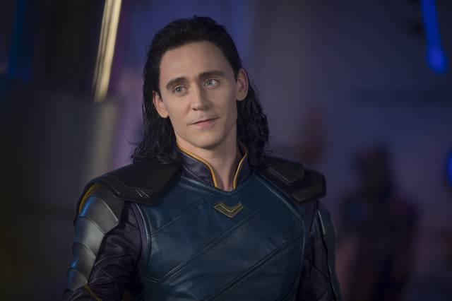 Thor - Ragnarok Tom Hiddleston foto dal film 1