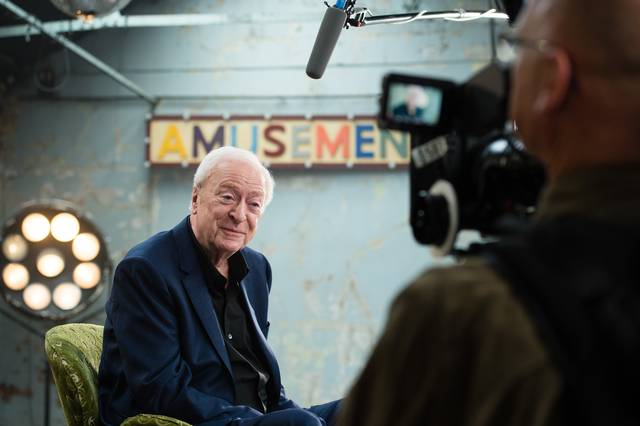 My Generation Michael Caine set dal film documentario foto 11
