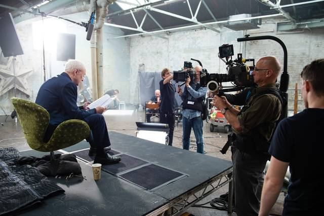 My Generation Michael Caine set dal film documentario foto 12