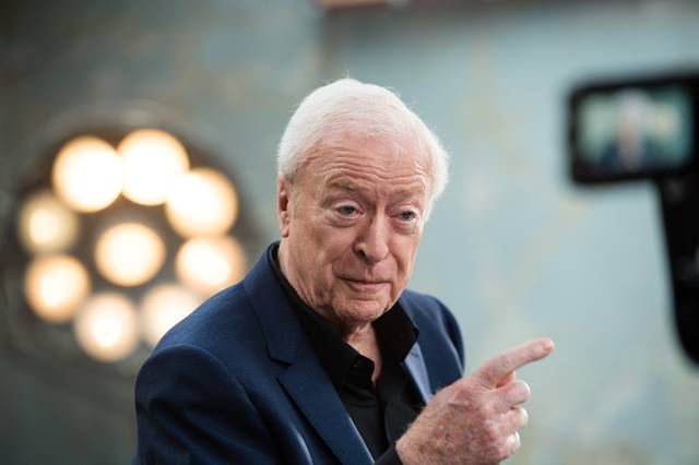 My Generation Michael Caine set dal film documentario foto 13
