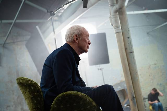 My Generation Michael Caine set dal film documentario foto 18