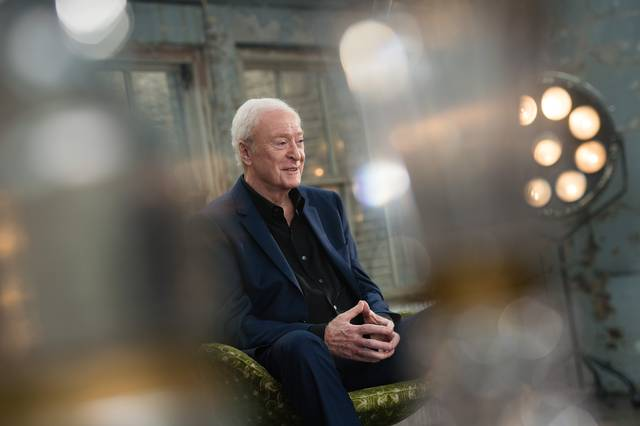 My Generation Michael Caine set dal film documentario foto 19