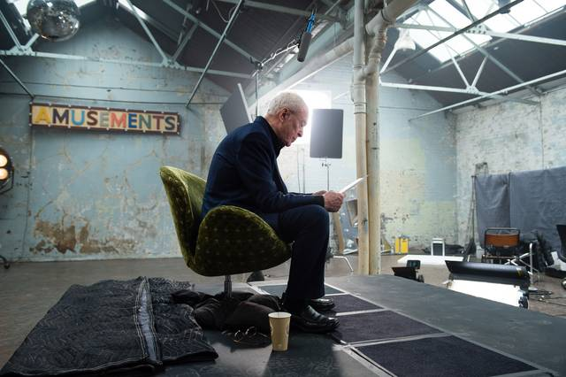 My Generation Michael Caine set dal film documentario foto 20