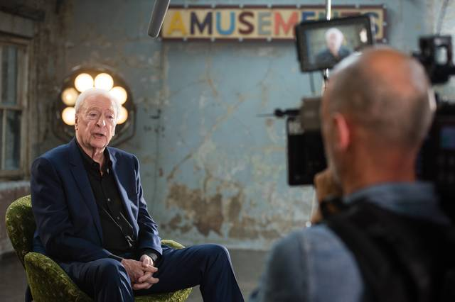 My Generation Michael Caine set dal film documentario foto 22
