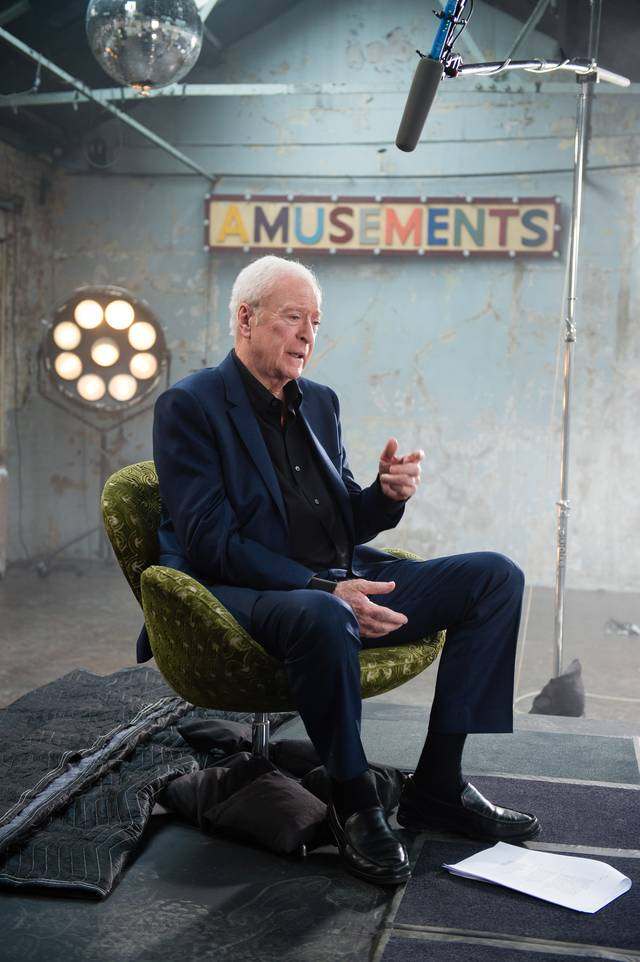 My Generation Michael Caine set dal film documentario foto 23