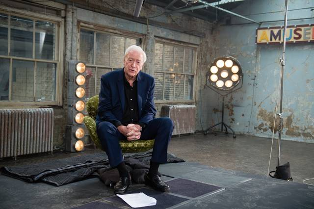My Generation Michael Caine set dal film documentario foto 24
