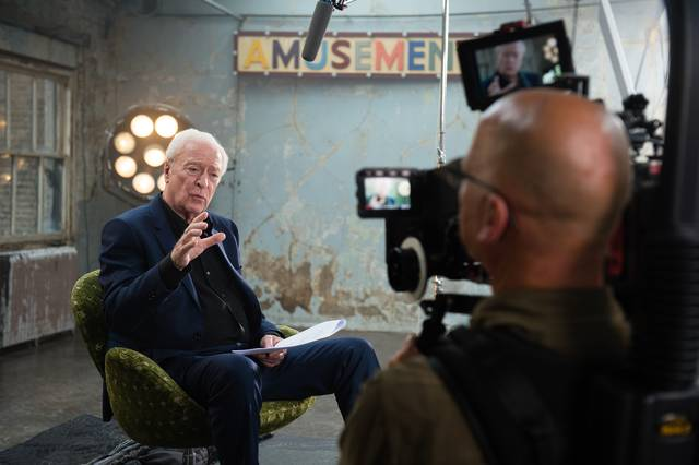 My Generation Michael Caine set dal film documentario foto 25