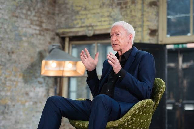 My Generation Michael Caine set dal film documentario foto 26