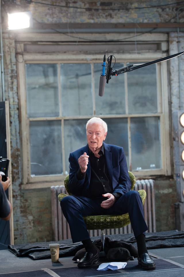 My Generation Michael Caine set dal film documentario foto 27