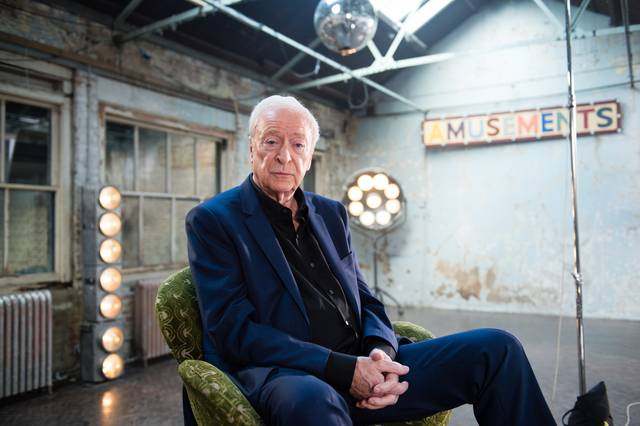 My Generation Michael Caine set dal film documentario foto 32