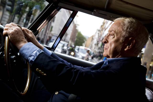 My Generation Michael Caine set dal film documentario foto 45