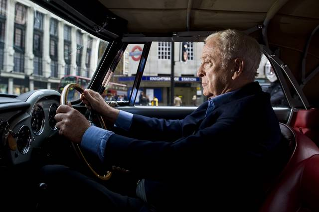 My Generation Michael Caine set dal film documentario foto 46