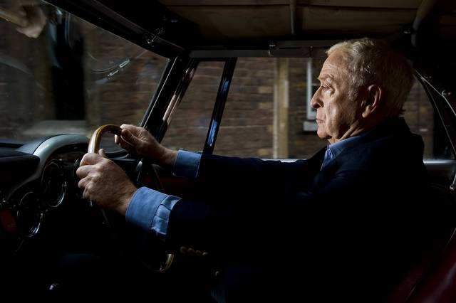 My Generation Michael Caine set dal film documentario foto 48